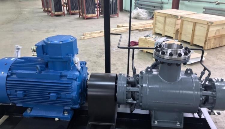 Производство и развитие продаж промышленного насосного оборудования