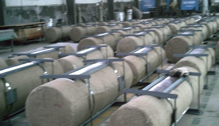 Производство диоксида титана  новым карботермическим методом.